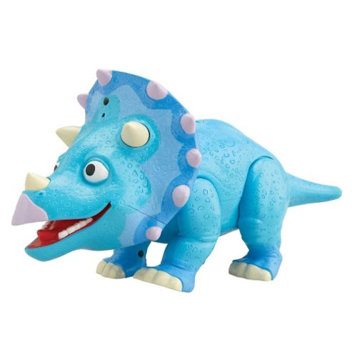 Tomy Dinosaur Train InterAction Tank Triceratops