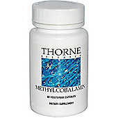 Thorne Research Methylcobalamin 60 Veg Capsules