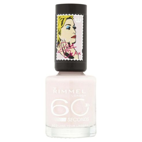 Rimmel London 60 Seconds Nail Polish 203 Lose Your Linger