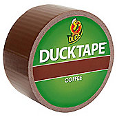 Duck Tape Colours Coffee 9.1M