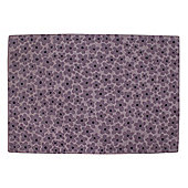 Lorena Canals Flower Purple Children's Rug - 140 cm W x 200 cm D (4 ft 9 in x 6 ft 6.5 in)