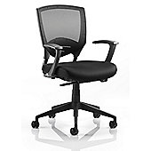 Dynamic Alpha Task Mesh Chair
