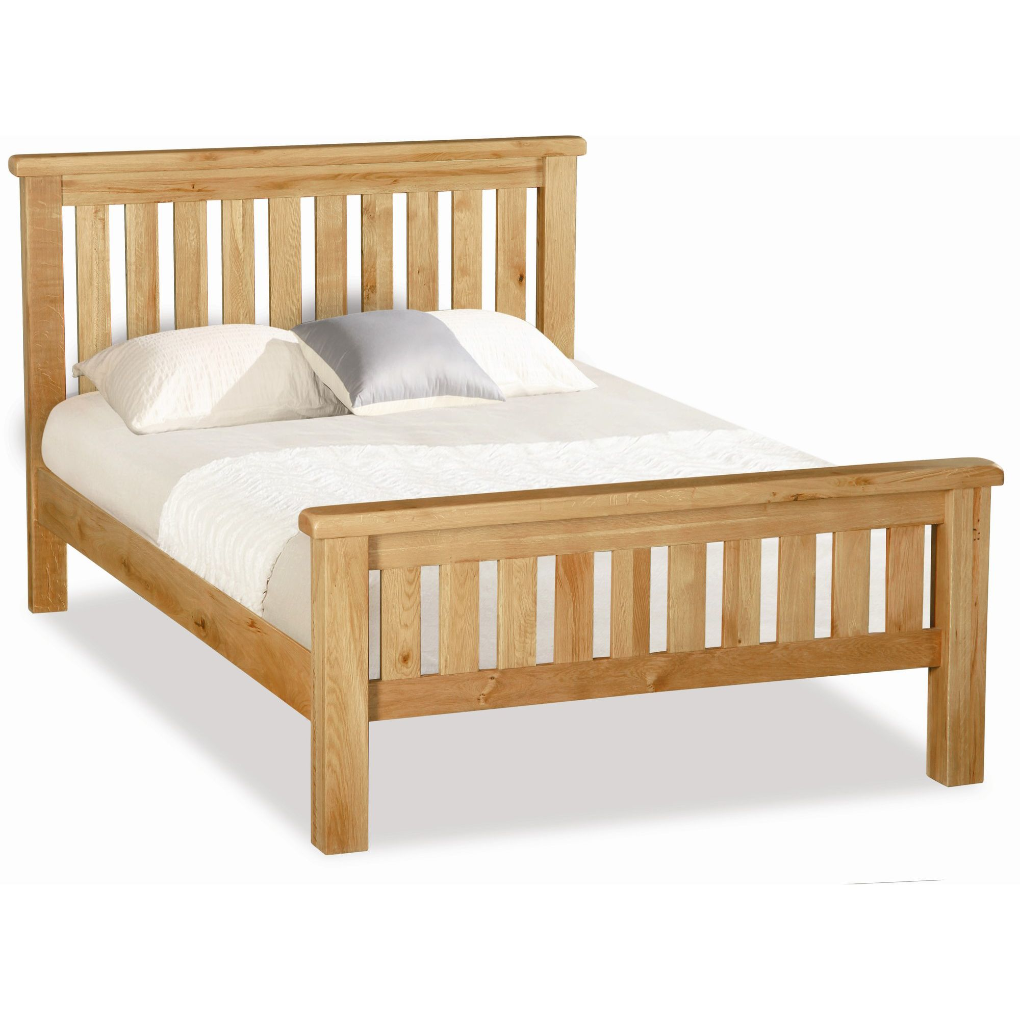 Alterton Furniture Pemberley Slatted Bed - Double at Tesco Direct