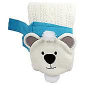 Polar Bear Neckwarmer