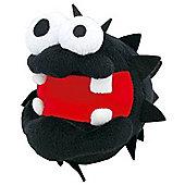 "Official Nintendo Super Mario Plush Series Stuffed Toy - 4"" Fuzzy / Chorobon"