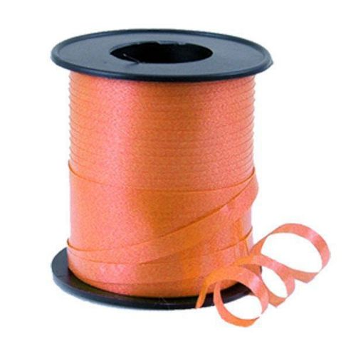 Curling Ribbon Orange - 91m (each)