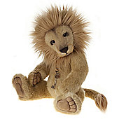 Charlie Bears Linus Lion 45cm Plush Soft Toy