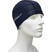 Speedo Pace Senior Lycra Swimming Cap - Black