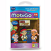 VTech Mobigo Jake & the Neverland Pirates Software