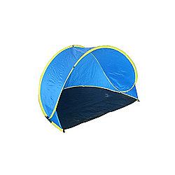 Mountain Warehouse Pop Up Beach Tent - UV40