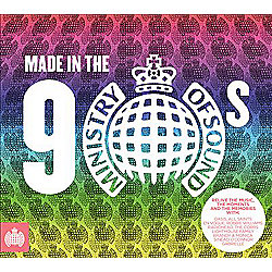 Ministry Of Sound - Made In The 90s (3CD)