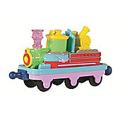 Chuggington - Musical Car - Die Cast Metal Engine - Learning Curve