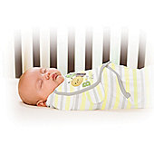 Summer Infant Small SwaddleMe Luxury Swaddling Wrap (Buzzy Bee)