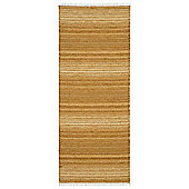 Swedy Sara Yellow Rug - Runner 60 cm x 120 cm (2 ft x 3 ft 11 in)