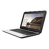 HP Chromebook 11 G4 - (Celeron N2840 Chrome OS - 4GB RAM, 16GB eMMC - Intel HD Graphics) - Black