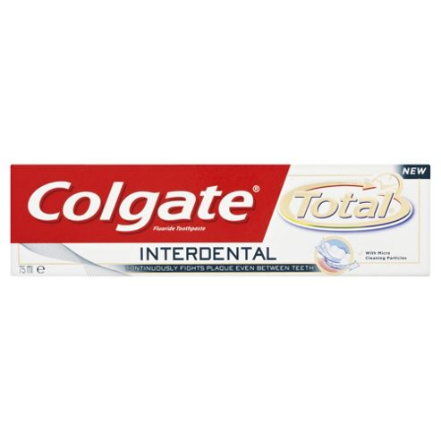 Colgate Toothpaste Total Pro Interdental 75Ml.