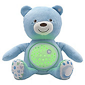 Chicco Light Up Baby Bear, Blue