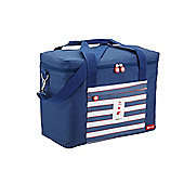 KitchenCraft Coolmovers Lighthouse Large Cooler Bag