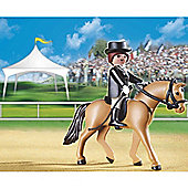 Playmobil Sport Horse Dressage/Rider/Stable