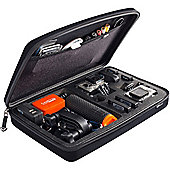 SP Storage Case Large for GoPro Cameras & Accessories Black