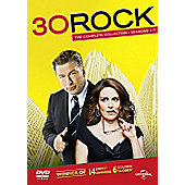 30 Rock: Series 1-7 Set DVD