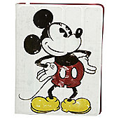 Vintage Mickey Ipad Folio Case