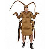 Cockroach - Adult Costume Size: 38-40