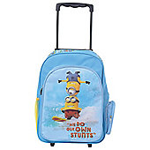 Despicable Me Minions Stunt Wheeled bag