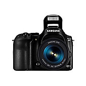 Samsung NX30 Camera Black 18-55mm IS Kit 20.3MP 3.0LCD 720pHD WiFi MicroSD