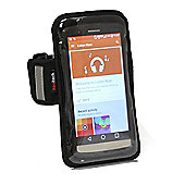 "6"" Neoprene Running Armband For Smartphone"