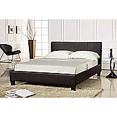 All Home Contru Panel Bed Frame - King (5')
