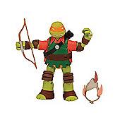 Teenage Mutant Ninja Turtles Wave 10 - Michelangelo the Elf Action Figure