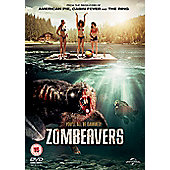 Zombeavers DVD
