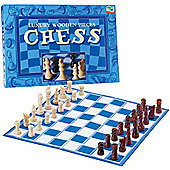 Toy Brokers Luxury Solid Wooden Chess