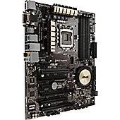 Asus Z97-A Desktop Motherboard - Intel Z97 Express Chipset - Socket H3 LGA-1150