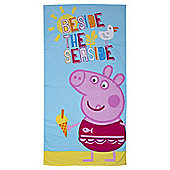 Disney Pegga Pig Beach Towel
