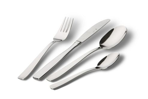 Paul Wirths Favorit 58 Piece Cutlery Canteen Set in Mirror