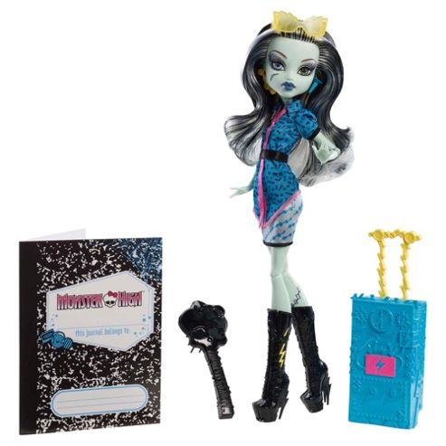 Monster High Frankie Stein Deluxe Scaris Doll