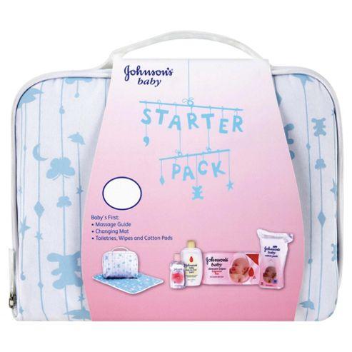 Johnsons Baby Newborn Starter Pack