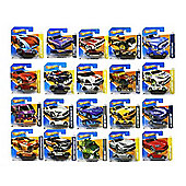 Hot Wheels Set of Twenty Random Cars/Models