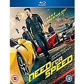 Need For Speed Blu Ray 2Discs