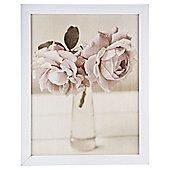 Rose Floral Framed Print 40x50cm