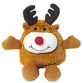 Jolly Doggy Roly Reindeer