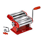 Premier Housewares 15cm Pasta Maker - Red