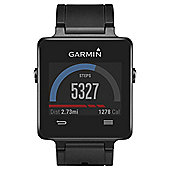 Garmin Vivoactive Activity Tracking GPS Smartwatch, Black
