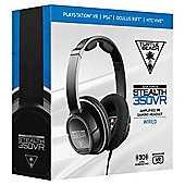 Turtle Beach, EarForce, Stealth 350VR, Gaming Head Set