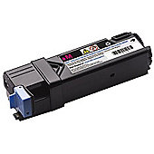 Dell Standard Capacity Magenta Toner Cartridge (Yield 1,200 Pages) for Dell 2150cn/2150cdn/2155cn/2155cdn Laser Printers