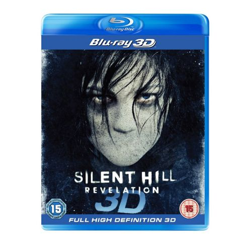 Silent Hill: Revelation 3D Blu Ray