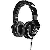 MIX MASTER DJ Black Headphones