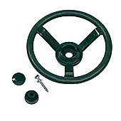 Toy Steering Wheel for a Play House or Climbing Frame